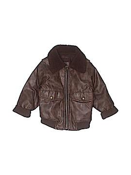 Baby Gap Faux Leather Jacket Size 3
