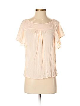 Maeve Short Sleeve Blouse Size 2