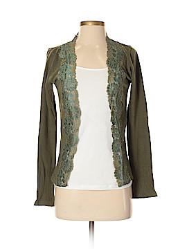 Bette Sung Silk Cardigan Size S
