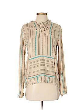 Lagaci Long Sleeve Blouse Size S