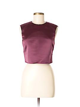 McQ Alexander McQueen Short Sleeve Blouse Size 42 (IT)