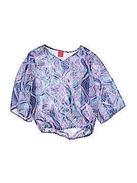Ella Moss 3/4 Sleeve Blouse Size 12