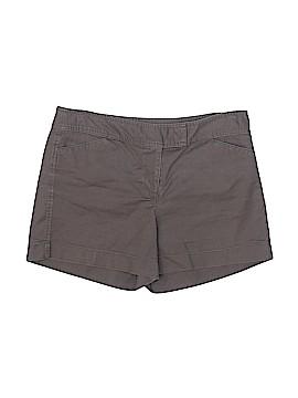 Ann Taylor Factory Khaki Shorts Size 12