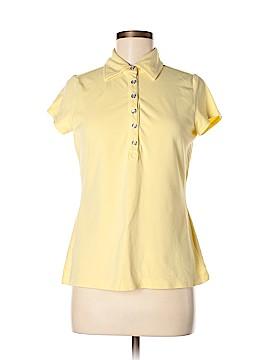 Ann Taylor LOFT Short Sleeve Polo Size M