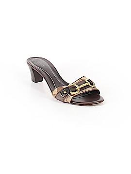 Coach Mule/Clog Size 8
