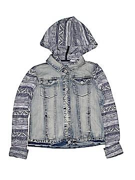 Mudd Denim Jacket Size 16
