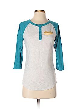 Nike Long Sleeve Henley Size S