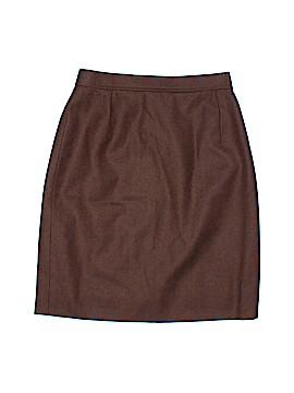 Valentino Miss V Wool Skirt Size 4
