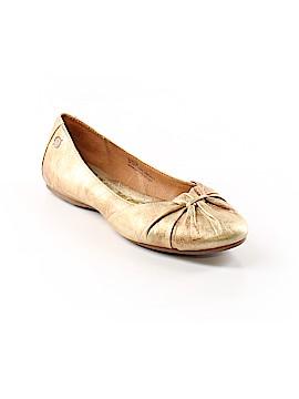 Born Crown Flip Flops Size 9