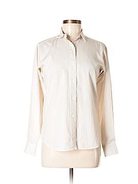 Christian Dior Long Sleeve Button-Down Shirt Size 8