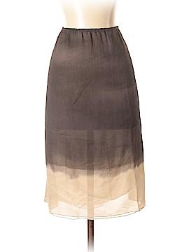 Vera Wang Silk Skirt Size 2