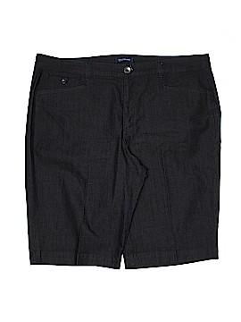 Bandolino Denim Shorts Size 20w (Plus)
