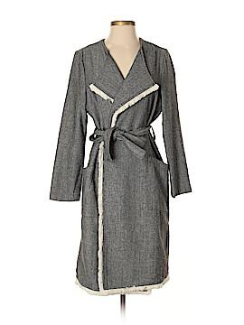 Line & Dot Coat Size XS