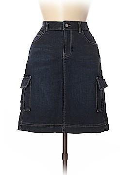J.jill Denim Skirt Size 8