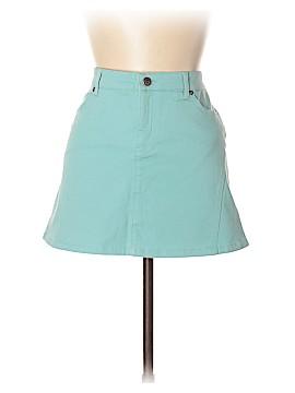 Burberry Denim Skirt Size 10