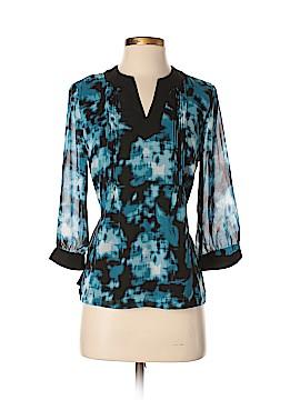 JM Collection 3/4 Sleeve Blouse Size 4 (Petite)