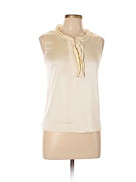 Talbots Sleeveless Silk Top Size 12 (Petite)