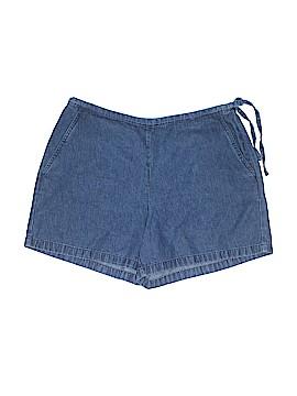 Ann Taylor Factory Denim Shorts Size 10