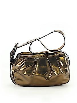 Fendi Leather Shoulder Bag One Size