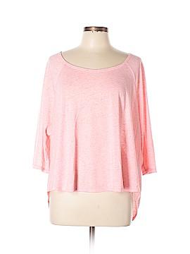 Victoria's Secret 3/4 Sleeve T-Shirt Size XL