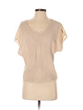Greylin Short Sleeve Blouse Size S