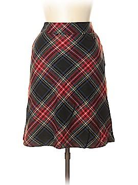 L.L.Bean Wool Skirt Size 12
