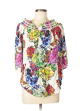 Karen Kane 3/4 Sleeve Blouse Size L