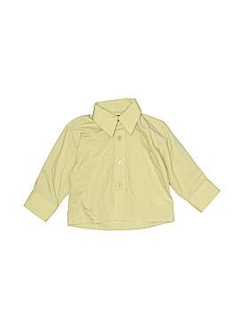 Vangogh Long Sleeve Button-Down Shirt Size 9 mo