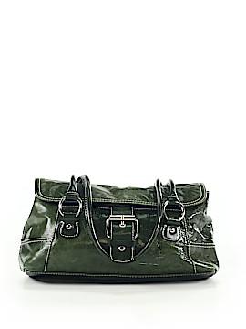 Giani Bernini Leather Shoulder Bag One Size