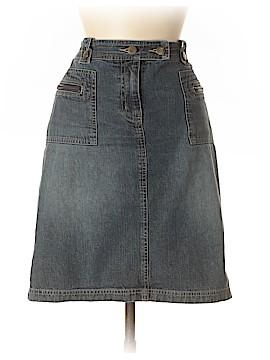 NY Jeans Denim Skirt Size 6