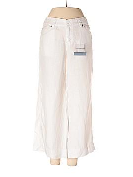CALVIN KLEIN JEANS Linen Pants Size 2
