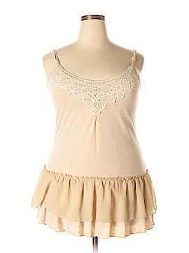 A'reve Sleeveless Blouse Size XL