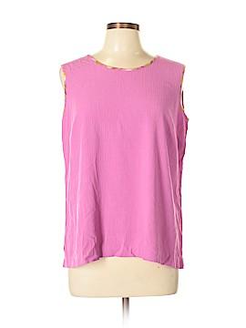 Southern Lady Short Sleeve Blouse Size L