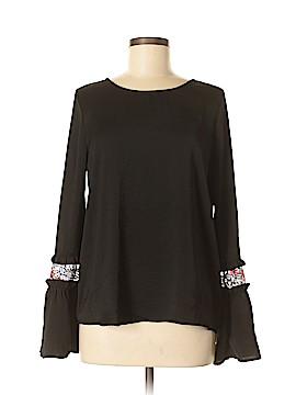 Luna Long Sleeve Blouse Size M