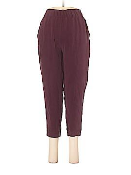 Grana Silk Pants Size M