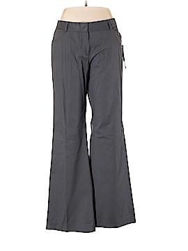 Daisy Fuentes Casual Pants Size 14 (Petite)