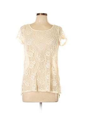 Vintage Havana Short Sleeve Top Size L