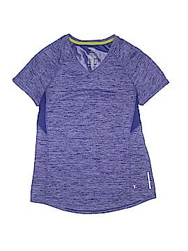 Danskin Now Short Sleeve T-Shirt Size 8 - 10