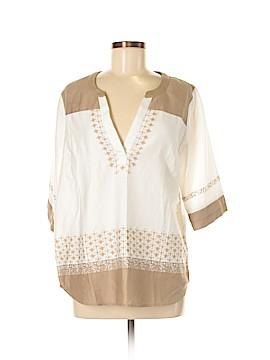 Soft Surroundings Short Sleeve Top Size S (Petite)