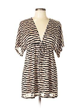 Elif for Jordan Taylor Short Sleeve Blouse Size L