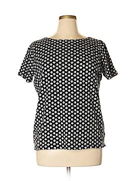 Jones New York Short Sleeve T-Shirt Size 1X (Plus)