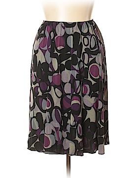 Briggs New York Casual Skirt Size 1X (Plus)