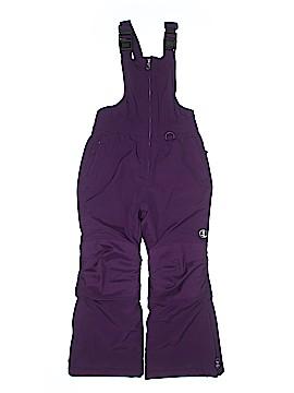 Lands' End Snow Pants With Bib Size 5T