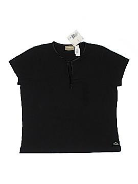 Lizwear by Liz Claiborne Short Sleeve T-Shirt Size XL