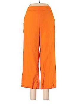 Cartonnier Linen Pants Size M