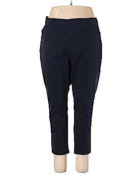 Gap Outlet Khakis Size 20 (Plus)