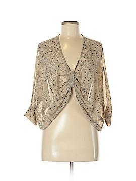 Audrey 3+1 3/4 Sleeve Blouse Size M