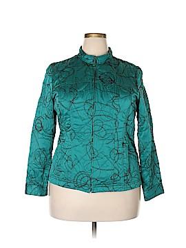 Hearts of Palm Woman Jacket Size 18 (Plus)