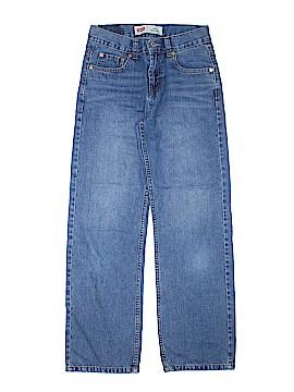 Levi Strauss Signature Jeans Size 14 (Slim)