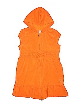 Justice Zip Up Hoodie Size 14